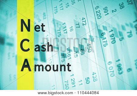 Net cash amount