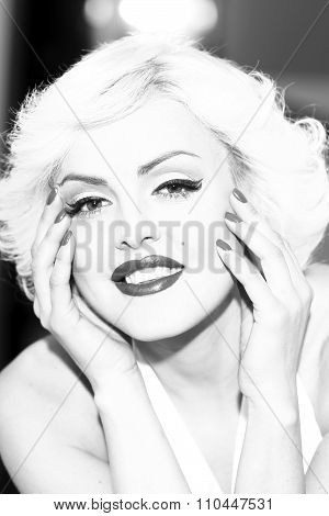 Pretty Woman Portrait