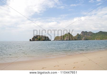 Beach Andaman Sea..