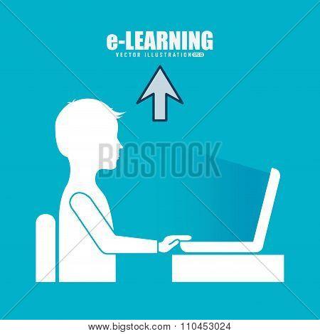 e-learning  concept design