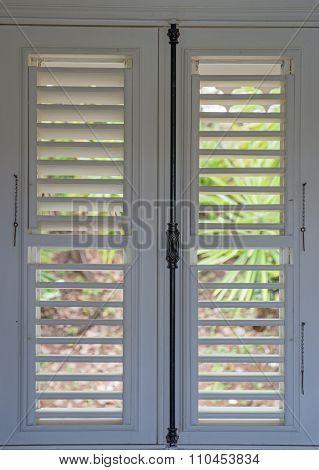 window, caribbean architecture