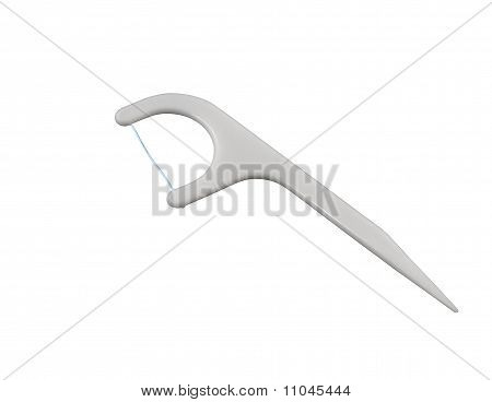 A Dental Flosser