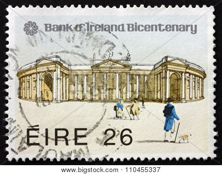 Postage Stamp Ireland 1983 Bank Of Ireland