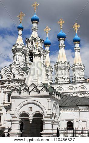Church of the Nativity of the Theotokos at Putinki