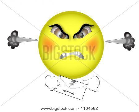 Junk Mail Emoticon