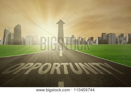 The Road To Improve Opportunity