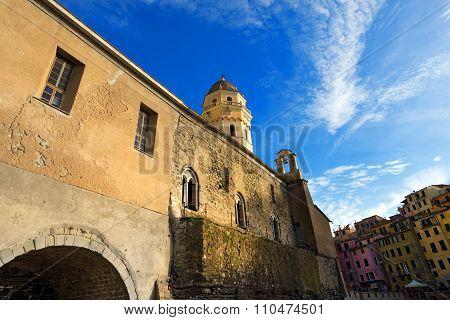 Vernazza Liguria Italy