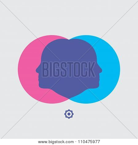 Abstract People Design