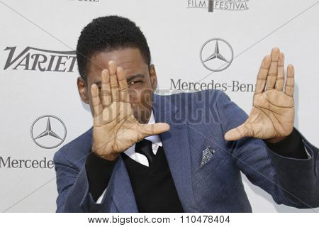 LOS ANGELES - JAN 4:  Chris Rock at the Variety's Creative Impact Awards and '10 Directors To Watch' Brunch at the Park Palm Springs on January 4, 2015in Palm Springs, CA