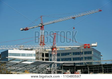 Building Construction Site