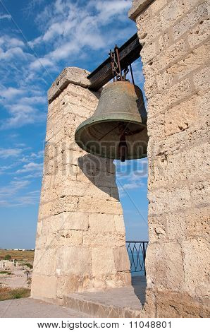 The ancient orthodox bell, ancient architecture