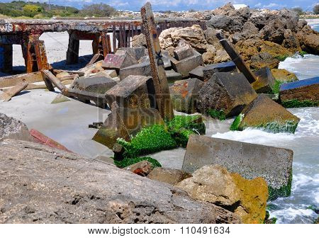 Ecology Blocks and Coastal Breakwater