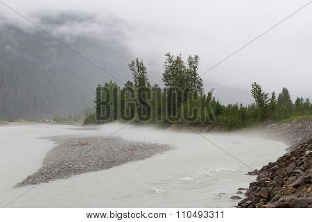 River Bed Landscape