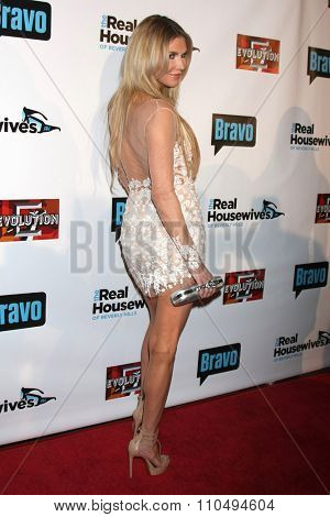 LOS ANGELES - DEC 3:  Brandi Glanville at theThe Real Housewives of Beverly Hills Premiere Red Carpet 2015 at the W Hotel Hollywood on December 3, 2015 in Los Angeles, CA