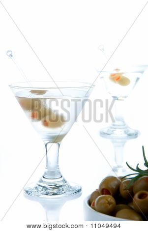 Classic Martini Cocktail