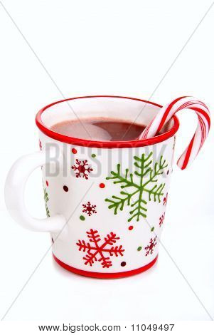 Christmas Hot Cocoa Beverage