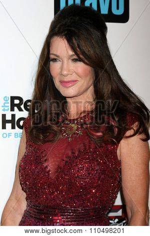 LOS ANGELES - DEC 3:  Lisa Vanderpump at theThe Real Housewives of Beverly Hills Premiere Red Carpet 2015 at the W Hotel Hollywood on December 3, 2015 in Los Angeles, CA