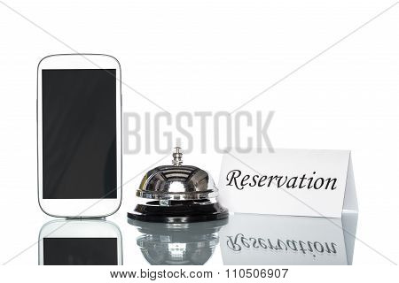 Globalization Website Reserved Lodging By Cell Phone