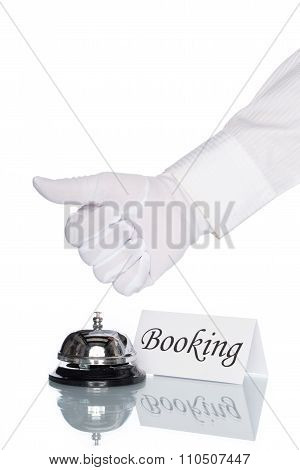 Hotel Has A Good Booking Service