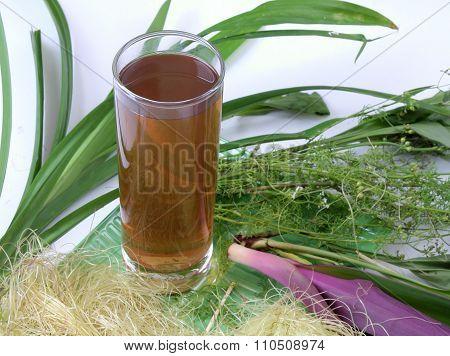 Vietnam Drink, Herb, Healthy Beverage, Sam