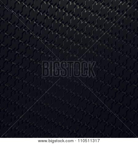 Depth color pattern wallpaper