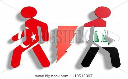 Politic Relationship Between Iraq And Turkey