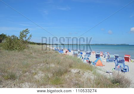 Beach,Juliusruh,Ruegen Island,Germany