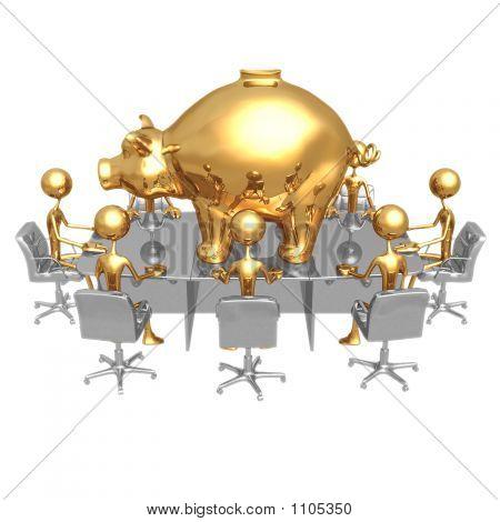 Bank Meeting