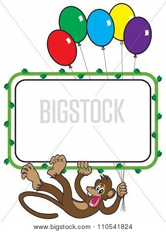 Balloon Monkey