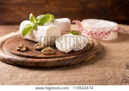 Goat Cheese And Camembert