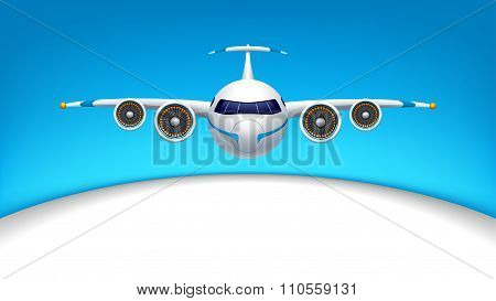 picture of airplane