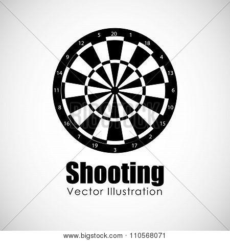 target shooting design