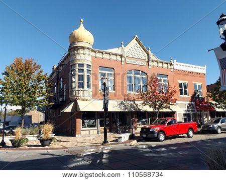 Masonic Block Building