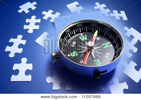 Compass And Puzzles
