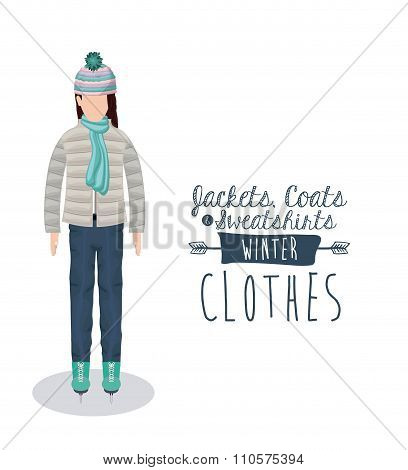 winter clothing design