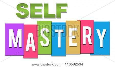 Self Mastery Professional Colorful