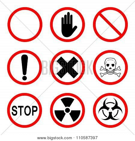 Limiting And Warning Signs