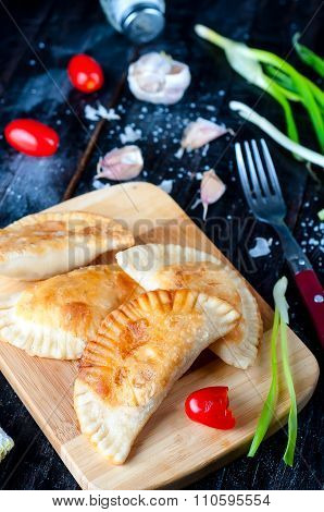 Fresh Baked  Pasties