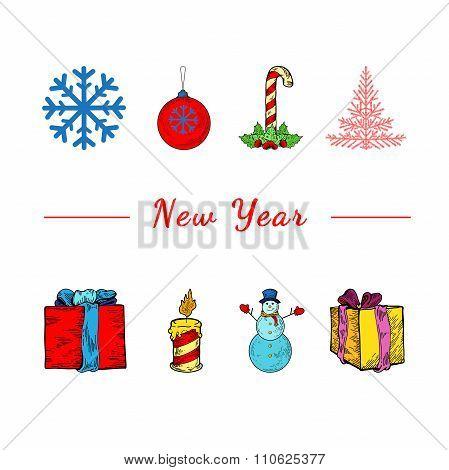 Christmas Template Flyer