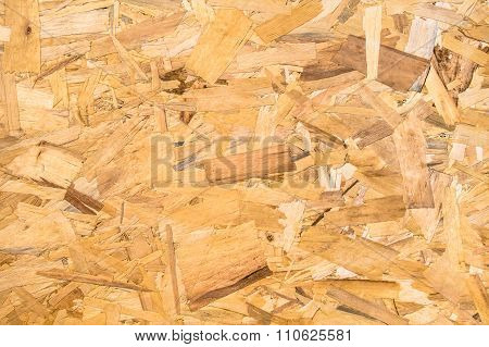 Wood Background - Chipboard Wooden Texture
