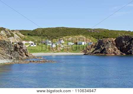 The Shore Of Newfoundland