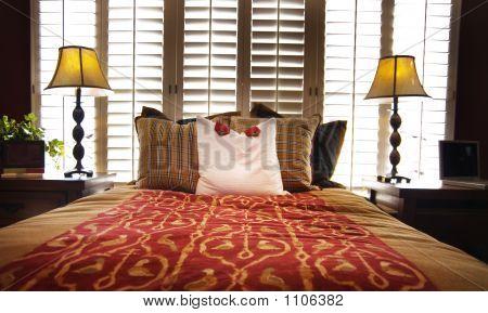 Orleans Bedroom Style