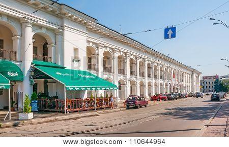 Hostynnyi Dvir In Kiev