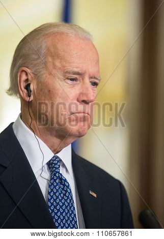Vice President Of Usa Joe Biden