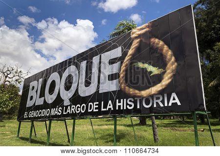 Cuban embargo