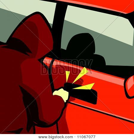 Cars Theft