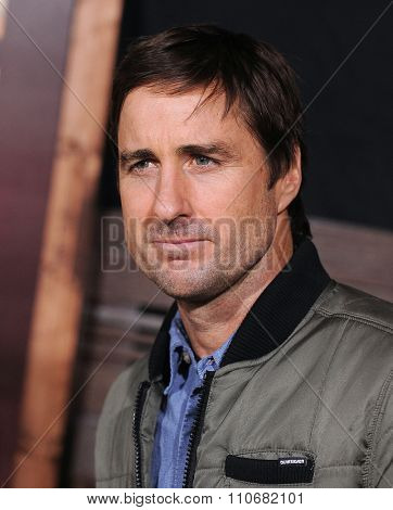 LOS ANGELES - NOV 30:  Luke Wilson arrives to the