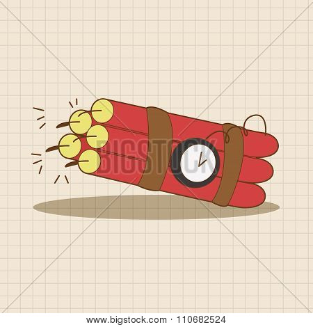 Wepon Bomb Theme Elements