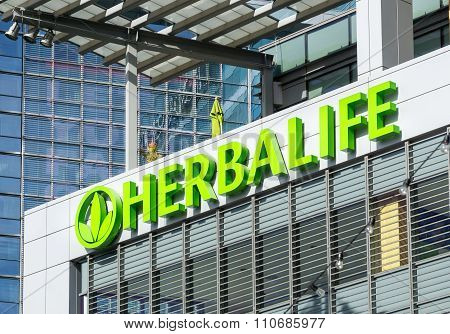 Herbalife Emblem And Logo