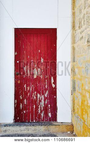 Red Door: Distressed